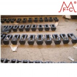 Steel Section pad mass production for Steel OTT