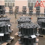 Mass production of Steel OTT Over Tire Tracks for Skid Steer Loaders