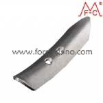 Forged Plow tines blades