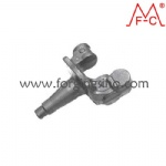 foged auto steering knuckle