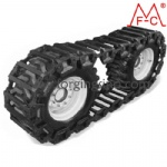 Steel OTT Over Tire Tracks for Skid Steer Loaders